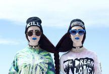 No frills twins