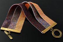 Bead Loom jewellery / inspirations