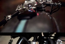 Honda CX 500 Cafe Racer / Honda CX 500 Cafe Racer
