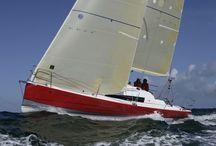 VOILIERS | SAILBOATS / #jeanneau #voiliers #sailbats