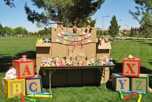 Birthday Party - Toy Story / by Carrie Johnson