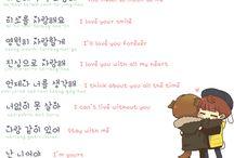 Korean / For learning only.