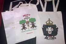 Tote bag / Aneka tas kanvas / tas blacu yang pernah dikerjakan oleh Taskanvasunik.com