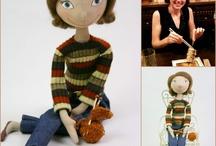 Portrait Personalized dolls