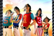 G-Force/Gatchaman Force/Battle Of The Planets/Eagle Riders