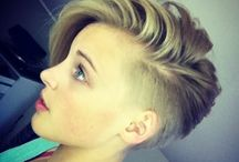 Hair Dreams / Haircuts I hope to pull off one day!
