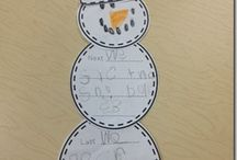 Kindergarten Winter / by Shaylin Pedelty