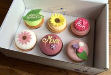 Mother's Day 2014 / Nobody's mum is the same - so we created 6 different cupcake flavours to suit all tastes, including some unique new flavours