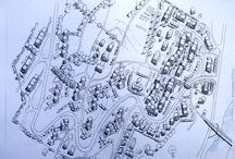 BRUKET Planprosjekter / Prosjekter utviklet av Bruket arkitektur