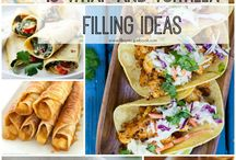 Fill My Recipe Book - Awesome Recipe Ideas! / A collection of recipes for your recipe book! See our blank recipe book here: fillmyrecipebook.com
