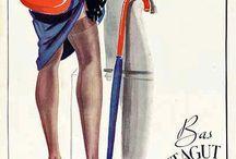 Nylons Heels