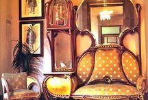 Art Nouveau & Art Deco / by Shelby Lavender