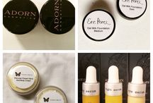 Natural Skin Care / Natural, Organic, Cruelty-Free Skin Care from around the world