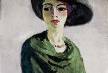 Portraits tableaux