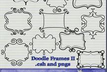 clip art n doodles