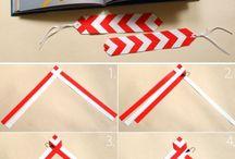 Ideen für Papierstreifen