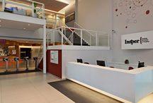 A|W Interiores - Educação