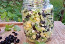 Lieblings- Salate / Salate passend zu jeder Jahreszeit