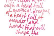 Rosa inspirational words