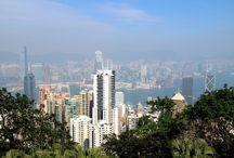 Hongkong - Faszination Skyline