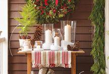 Holiday Decorating & Entertaining
