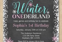AnnaLee's Winter ONEderland