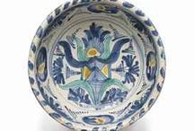 English Delft ceramic