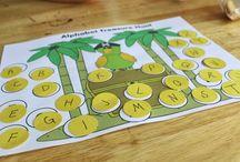 Kinderpond Jr-Tot School Pirates / by Kinderpond