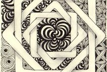 Zentangles and Designs