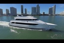 Miami Yacht Video Production
