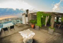 Louez un jardin ou une terrasse adapté à votre évènement.