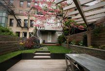patio/courtyard
