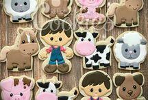 *Boy Cookie Ideas