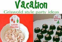 Party ideas!