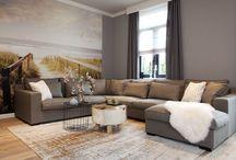 Woonhuis Den Haag | Nano Interieur / Prachtig woonhuis ingericht met verschillende Nano Interieur items. Het fotobehang zorgt voor een sfeervol geheel.