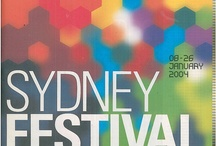 Brochure Cover Gallery / by Sydney Festival