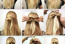 Step by step Hair Style