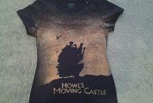 Howl's mowing castle