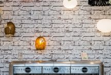 Light It Up / Our lighting showroom displays over 300 lights of all descriptions including outdoor lighting...