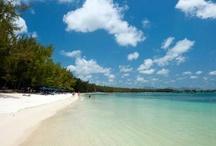 Plus belles plages de l'île Maurice / Les plus belles plages que l'on peut trouver à l'île Maurice : sable fin, eau turquoise et autres lagons.