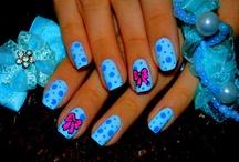 Nails / by Rachel Ballentine Dobbins