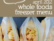 Freezer Meals / by Teri Barlow
