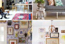 salon walls / by Meg Hines