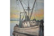 boats / by Brandy Stallo