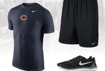 5K Style / Super Bears Shuffle 5K Style / by Chicago Bears Pro Shop