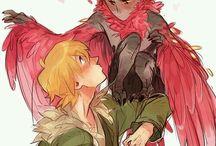 HYBRID Bird Boy