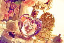 parfume és virágok