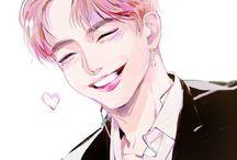 MMO Boys / Kang Daniel ♥️ Yoon Ji-sung