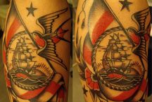 Tattoos / by Lucy Roters