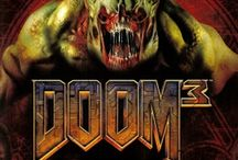 DOOM series box arts. / Video game box arts from the DOOm series